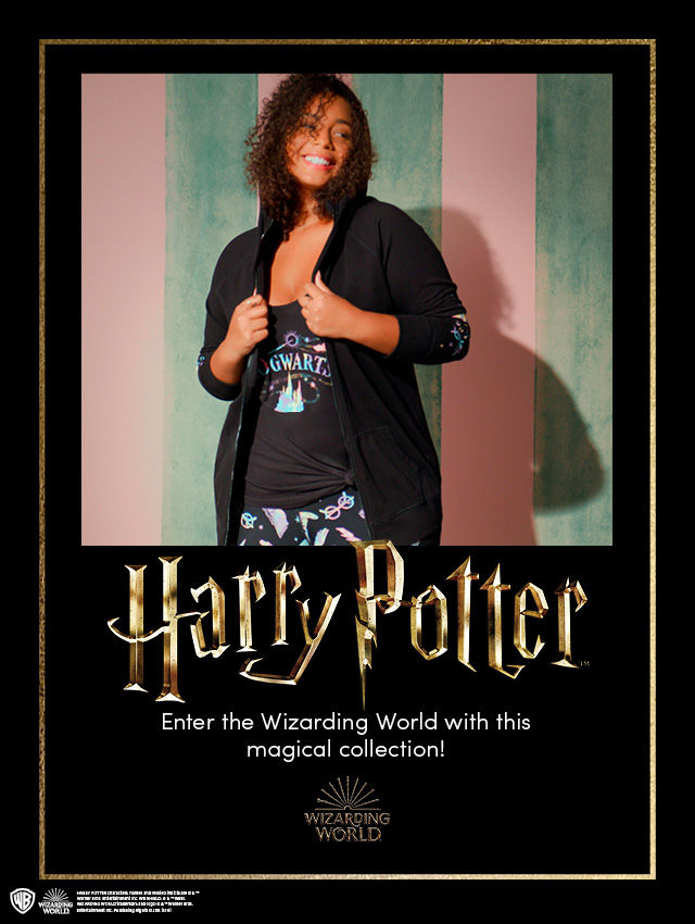 Harry Potter. Enter the wizarding world with this magical collection!