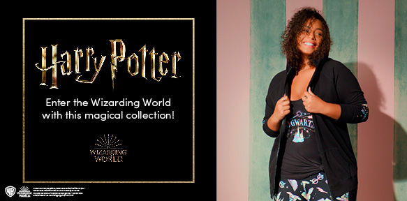 Harry Potter Enter the wizarding world with this magrical collection!