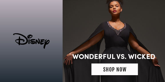 Disney Wonderful vs. Wicked, Shop Now