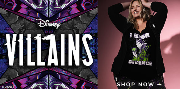 Disney Villain Shop Now