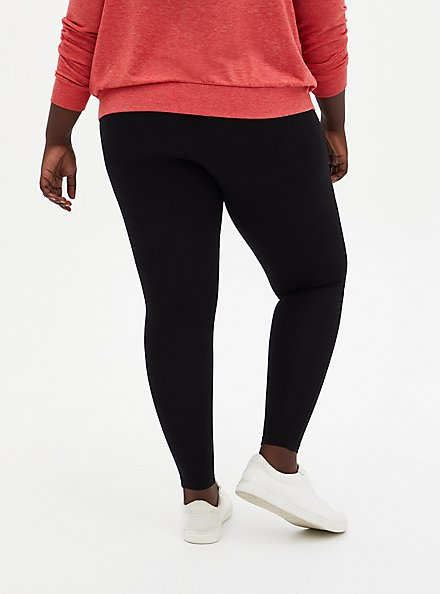 Premium Legging - Black, DEEP BLACK, alternate