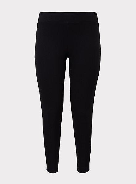 Premium Legging - Black, DEEP BLACK, hi-res