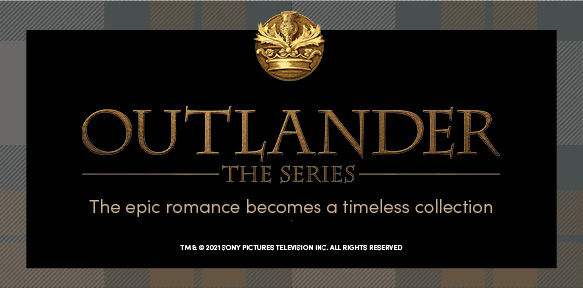 Outlander The Series. The epic romance becomes a timeless collection