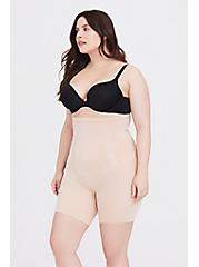 SPANX® - Nude OnCore High-Waisted Mid-Thigh Short, NUDE, alternate