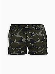 Military Short Short - Camo, CAMO, hi-res