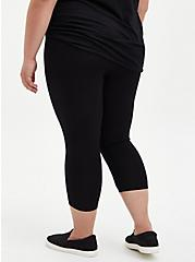 Capri Premium Legging - Black, BLACK, alternate
