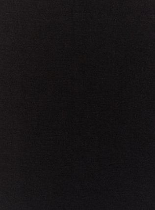 Super Soft Black Favorite Tunic Tee, DEEP BLACK, alternate