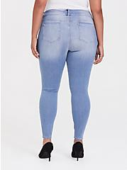 Jegging - Premium Stretch Light Wash, JETTY, alternate