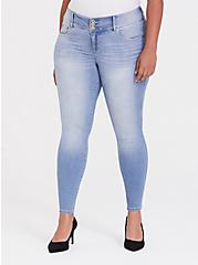 Jegging - Premium Stretch Light Wash, JETTY, hi-res