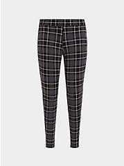 Premium Legging - Plaid Grey, MULTI, hi-res