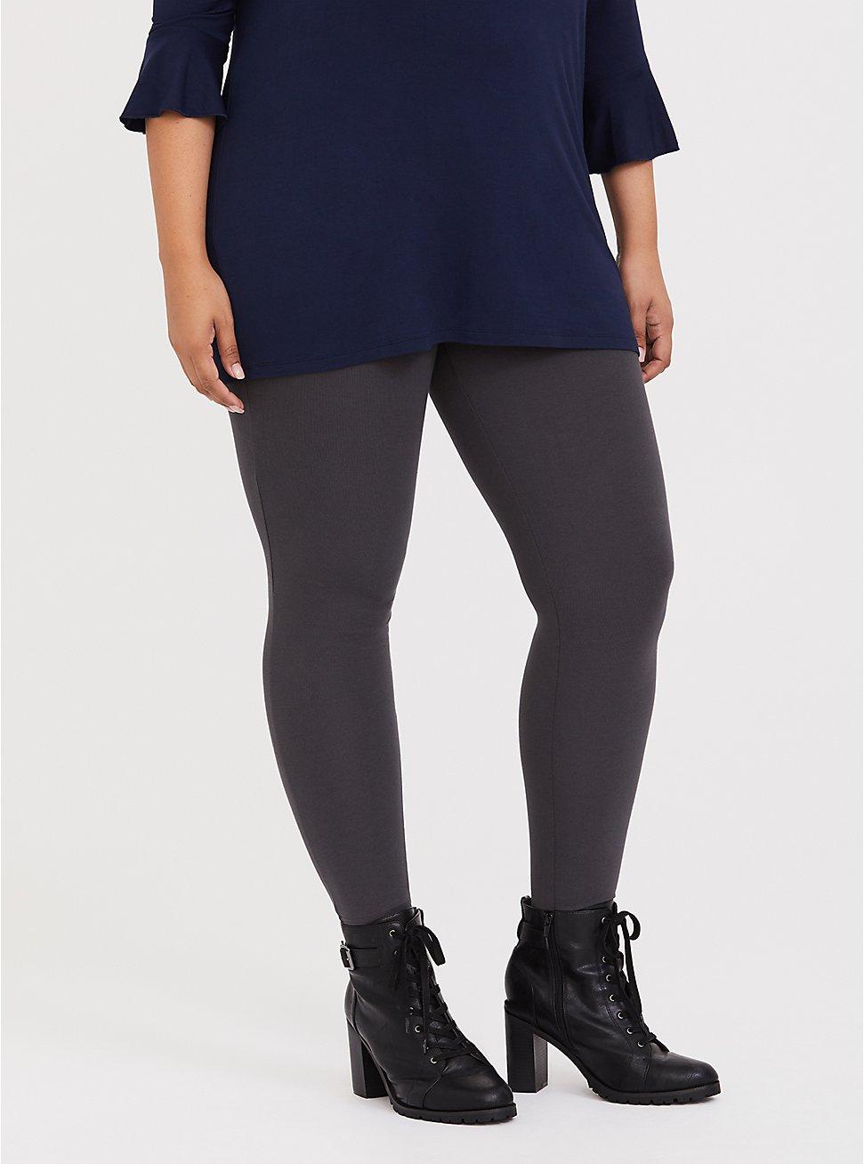 Slim Fix Premium Legging - Grey, GREY, hi-res