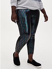 Platinum Legging – Multi Sequin Black, MULTI, alternate