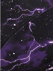Lightning Microfiber Underwire Lightly Lined Sports Bra, ITS LIGHTNING, alternate