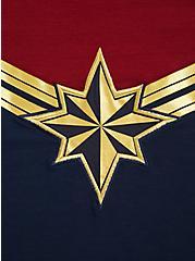 Her Universe Captain Marvel Sweatshirt, MULTI, alternate