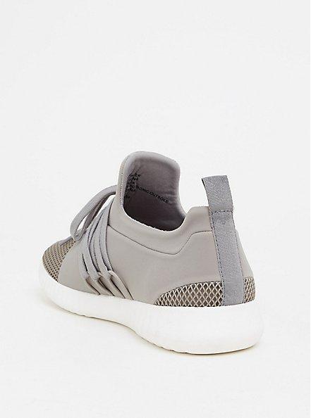 Grey Mesh Sneaker (WW), GREY, alternate