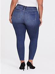 Sky High Skinny Jean - Super Soft Medium Wash, COOL BREEZE, alternate