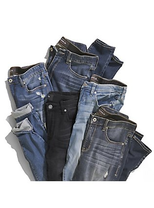 Sky High Skinny Jean - Super Soft Medium Wash, COOL BREEZE, alternate