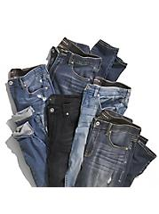 Sky High Skinny Jean - Super Soft Light Wash, MEDIUM BLUE WASH, alternate