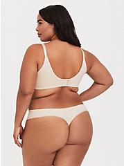 Nude 360° Back Smoothing™ Lightly Lined Everyday Wire-Free Bra, NUDE, alternate