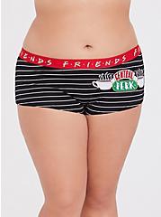 Friends Central Perk Boyshort Panty, MULTI, hi-res