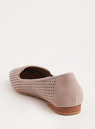 Taupe Perforated Loafer (WW), TAN/BEIGE, alternate