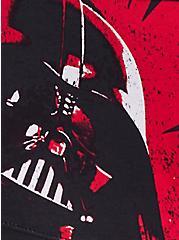 Star Wars Darth Vader Black Cotton Boyshort Panty, MULTI, alternate