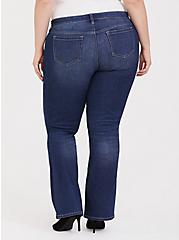 Plus Size Slim Boot Jean - Vintage Stretch Medium Wash, BACK COUNTRY, alternate