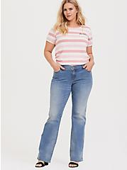 Relaxed Boot Jean - Vintage Stretch Light Wash, , alternate
