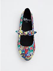 Disney Beauty and the Beast Stained Glass Flat (WW), MULTI, alternate