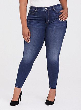 Sky High Skinny Jean - Premium Stretch Medium Wash, BACK COUNTRY, hi-res
