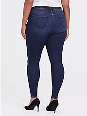 Sky High Skinny Jean - Comfort Stretch Dark Wash, JINX, alternate