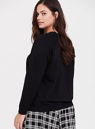 Game Of Thrones Mother Of Dragons Black Sweatshirt, DEEP BLACK, alternate