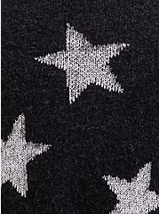Black Star Sweater Coat, STAR FRENZY, alternate
