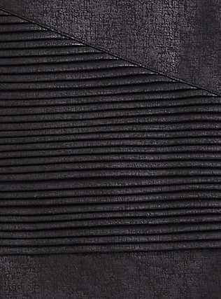 Studio Ponte Moto Slim Fix Pixie Pant - Black, DEEP BLACK, alternate