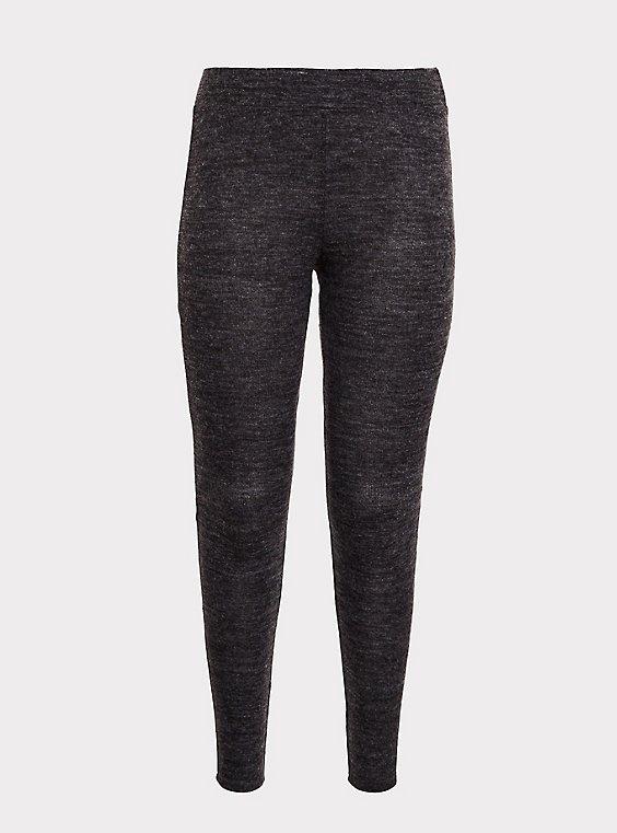 Platinum Legging - Super Soft Grey, , flat