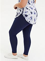 Slim Fix Premium Legging - Navy, PEACOAT, alternate
