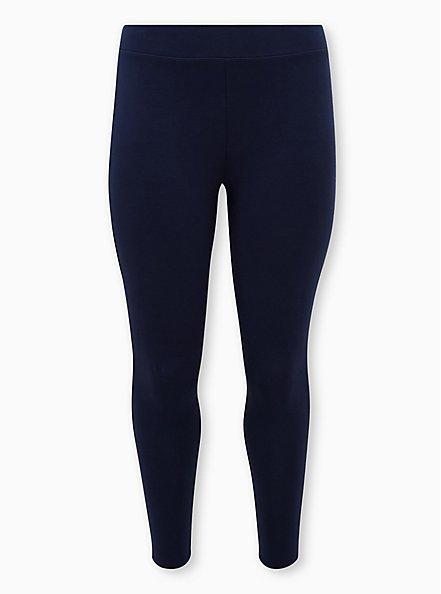 Slim Fix Premium Legging - Navy, PEACOAT, hi-res
