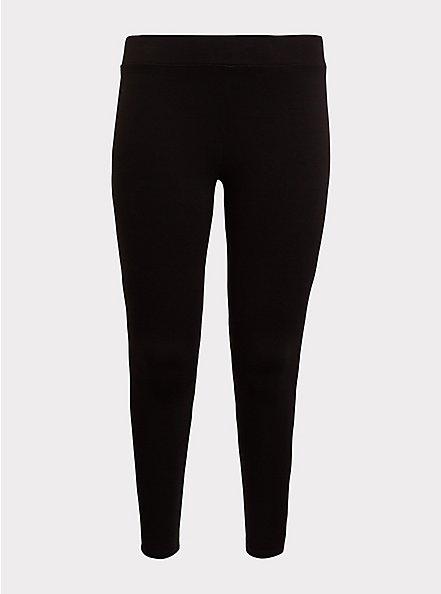 Platinum Legging - Ponte Black , BLACK, hi-res