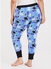 Disney Pixar Monster's, Inc. Print Blue Sleep Pant, BLUE, alternate