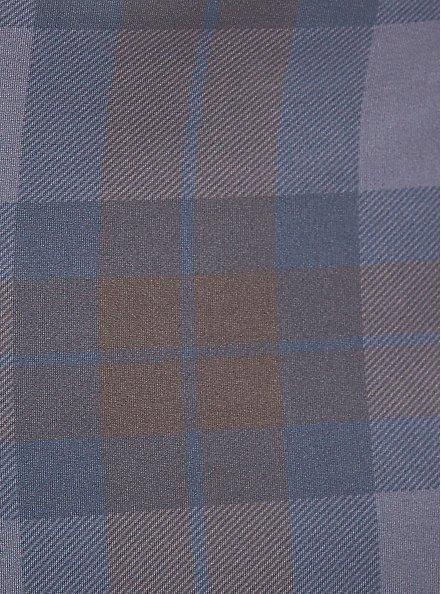 Outlander Tartan Plaid Microfiber Lace-Up Corset, OUTLANDER TARTAN, alternate