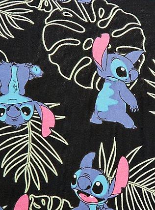 Disney Lilo & Stitch Black Cotton Hipster Panty, MULTI, alternate