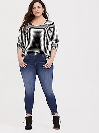 Jegging - Premium Stretch Medium Wash, OLIVER, hi-res