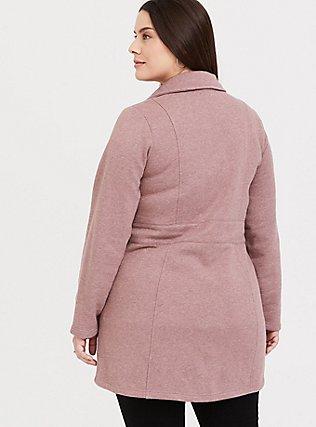 Walnut Fleece Dual Zip Jacket, DEEP DEPTHS, alternate