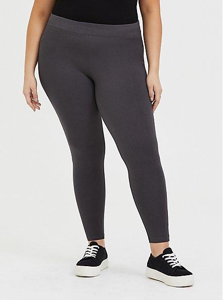 Premium Legging - Charcoal Grey, GREY, alternate