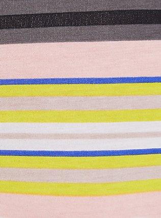 Plus Size Torrid Logo Multi Stripe Cotton Hipster Panty, , alternate