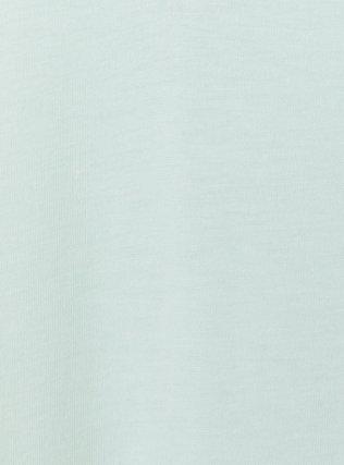 Classic Fit V-Neck Tee - Mint Green, MOONLIGHT JADE, alternate