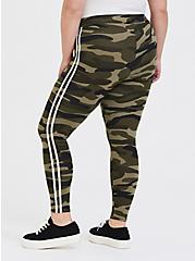 Premium Legging - Stripe White & Camo, CAMO, alternate