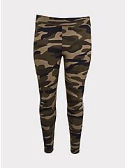 Premium Legging - Stripe White & Camo, CAMO, hi-res