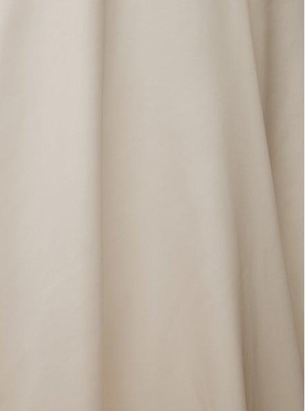 Plus Size Ivory Satin Off Shoulder Mermaid Wedding Dress, CLOUD DANCER, alternate