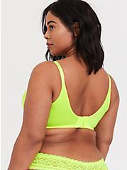 Plus Size Neon Yellow 360° Back Smoothing™ Lightly Lined T-Shirt Bra, NEON YELLOW, alternate